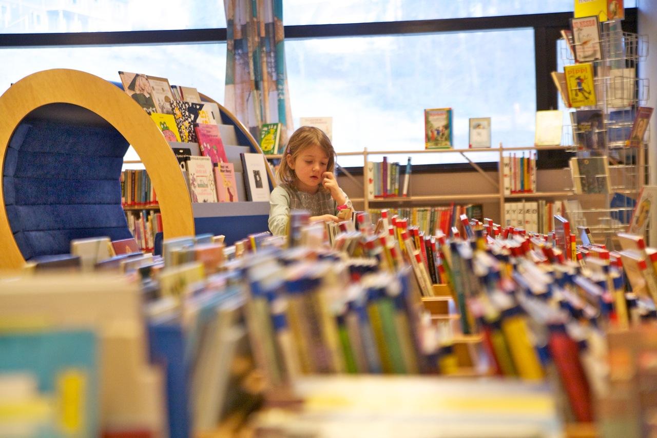 I 2015 hadde biblioteket eit samla utlån på 45 526 media.